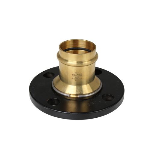 FLANGE ADAPT V-PRESS GAS 50MM