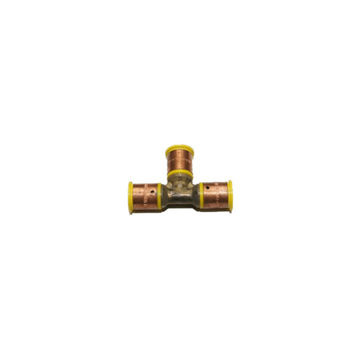 TEE FORZA CRIMP GAS 50MM