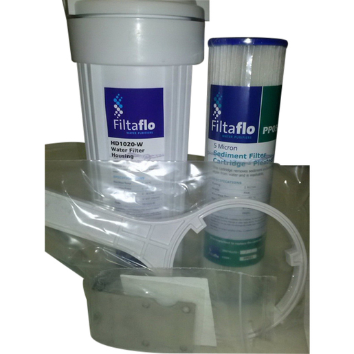 Filtaflo Housing Hd1020w Water Filters Bathroom