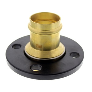 FLANGE ADAPT V-PRESS GAS 40MM