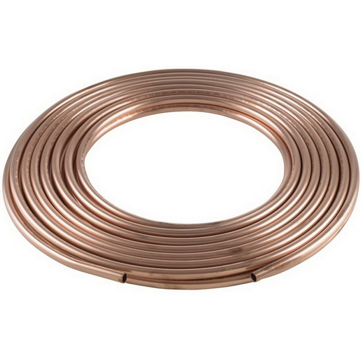 Copper Tube Ann Type A 8mm X 30mt Samios