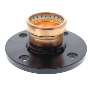 FLANGE ADAPT V-PRESS GAS 65MM