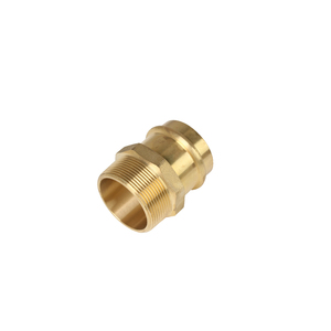CONNECTOR V-PRESS HT 15MMX1/2MI