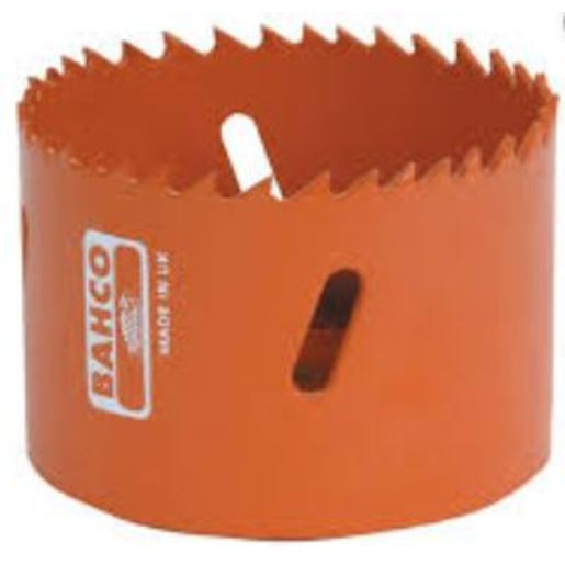 HOLESAW HSS BI METAL 79MM