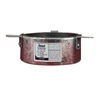 FIRE COLLAR METAL RETROFIT STACK 110MM