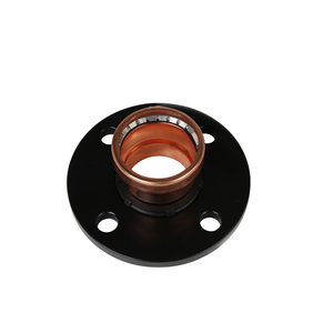 FLANGE ADAPT V-PRESS WATER 100MM