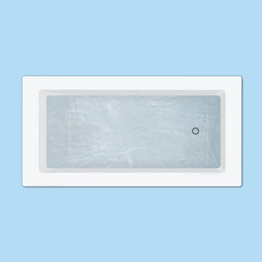 Bath Newbury Island 1675 Wh Baths Amp Spas Bathroom