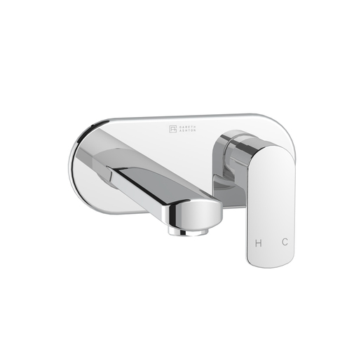 MADISON AVE WALL BASIN SET CHROME