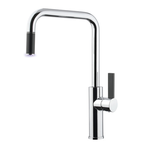 LUZ PULL OUT SQ LINE MIXER CHROME