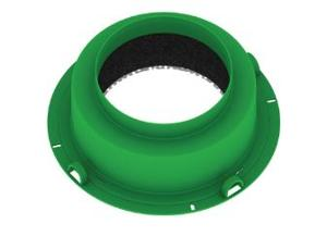 FIRE COLLAR PROMOSEAL CAST IN GREEN 50MM