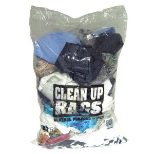 CLEANING GEN-PUR FLEECY WASTE RAGS 1.5KG