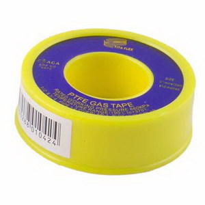 THREAD SEAL TAPE YELLOW 10MTR