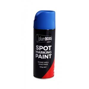 SPOT MARKING PAINT FLURO BLUE 350G