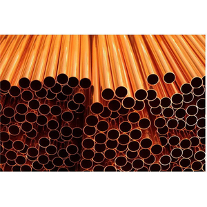 COPPER TUBE H/D TYPE B 40MM X 6MT