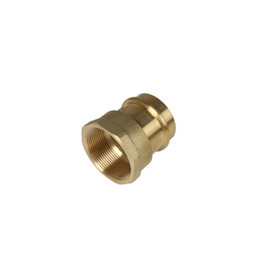 CONNECTOR V-PRESS WATER 15MMX1/2FI