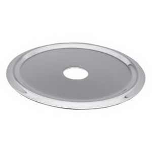 COVER PLATE 15MM OD FLAT CP