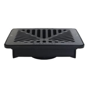 FLOWAY GULLY SHALLOW W-BLACK GRATE