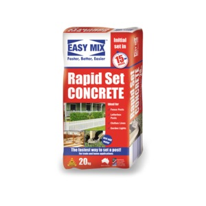 CONCRETE RAPID SET 20KG