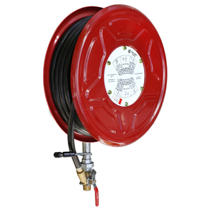 FIRE HOSE REEL FIXED W-SWING GUIDE 36MT