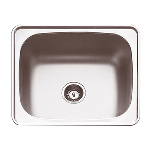 TUB ONLY INSET LODDEN W-BYPASS 45L