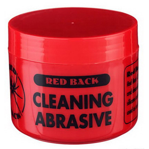 CLEANING ABRASIVE REDBACK