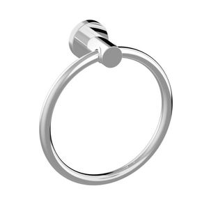 DLX TOWEL RING CP