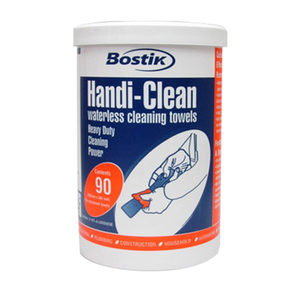 BOSTIK HANDI WIPES - 90 TOWELS