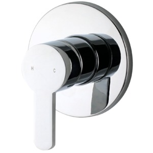 AH! 40MM SHOWER MIXER FULL CHROME
