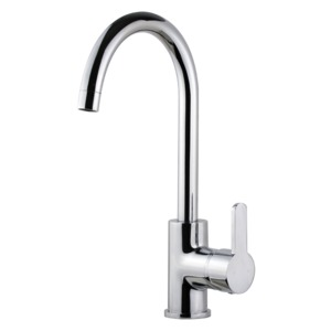 MAGNOLIA SINK MIXER G/NECK CP