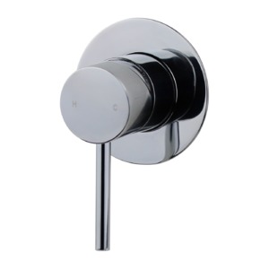 HOLLI SHOWER MIXER CHROME