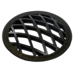 POLY DOMED ROUND GRATE