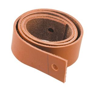 VALVE STRAP LEATHER 25MM X 550MM