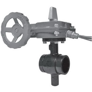 VALVE B/FLY R/G MONITORED 150MM