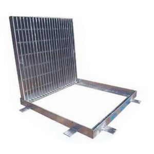 600SQ CLASS D GMS GRATE/FRAME FOR CONCRE