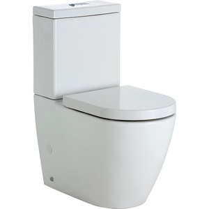 EMPIRE BACK-TO-WALL TOILET SUITE S TRAP
