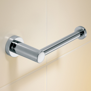 COSMO METAL TOILET ROLL HOLDER BLIS