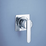 SARACOM BATH SHOWER MIXER CHROME