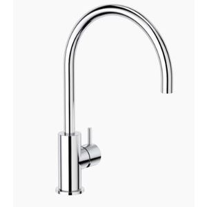 CLARK ROUND PIN SINK MIXER CHROME