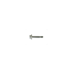 SCREW MET HEX 35 X 12 GAL BARE - 50