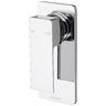 RADII SHOWER MIXER CHROME