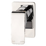RUSH WALL MIXER CHROME