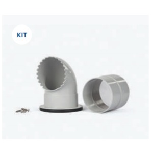 TANK OVERFLOW KIT 100MM HIGH