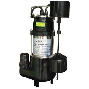 REEFE RVS155-VF SUMP PUMP WITH VERTICAL