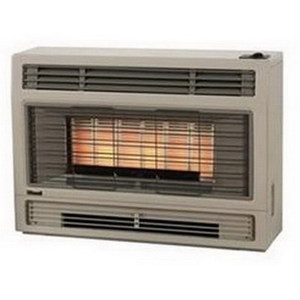BGE 2001 INBUILT SPACE HEATER