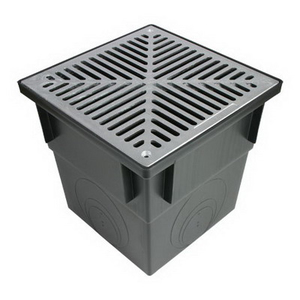 S/WATER PIT SERIES 300 W-ALUM GRATE
