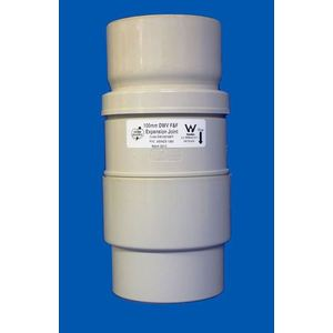 100MM EXPANSION COUPLING